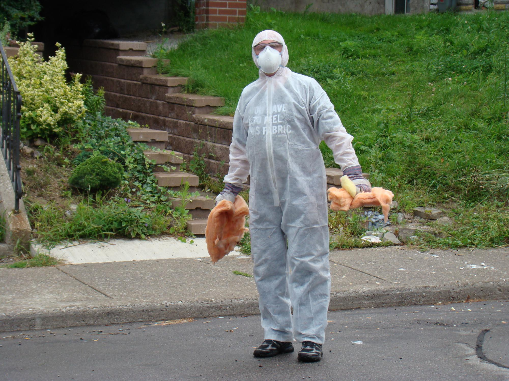 Rubbish Removal Manchester - Asbestos Removal 1