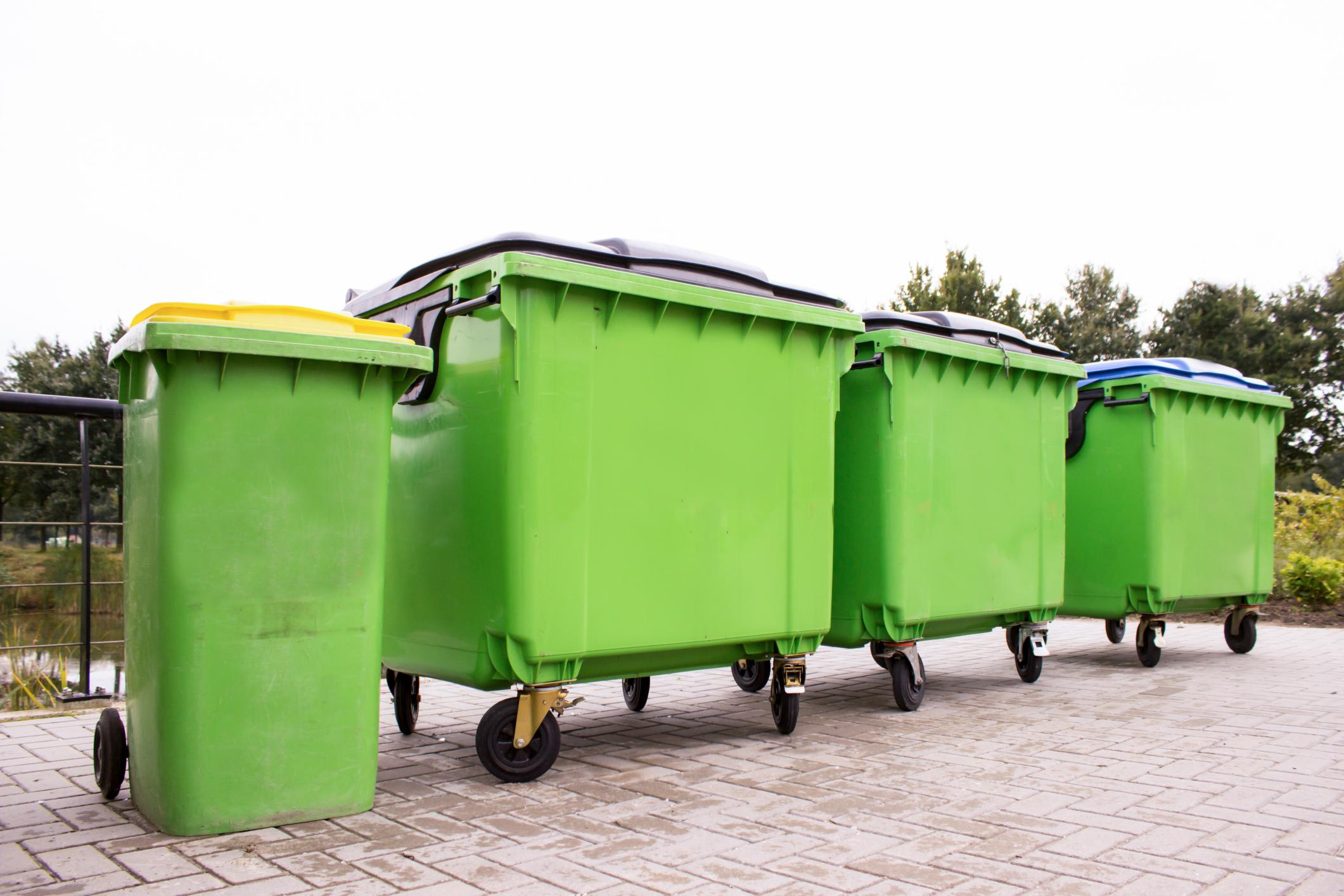 Rubbish Removal Manchester - Commercial Waste Disposal 1